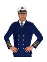OFFICIER DE MARINE (veste marine)