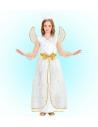 ANGE ENFANT (robe, ailes, auréole)