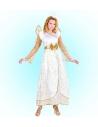 ANGE FEMME (robe, ailes, auréole)