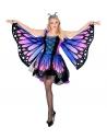 Déguisement Papillon femme(robe tutu, ailes, antennes)
