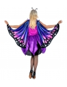 Déguisement Papillon femme (robe tutu, ailes, antennes)