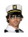 Casquette capitaine avec visière pvc