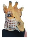 Masque intégral de Girafe (Latex - Adulte)