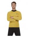 Star Trek, uniforme de commandement de la série originale, Or, Haut