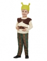Déguisement Shrek, avec haut, pantalon et chapeau