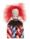 Maquillage Clown Effrayant, aqua, avec transferts et peinture à l'eau