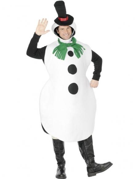 Déguisement bonhomme de neige | Déguisement Homme