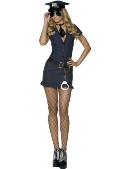 Déguisement de policière sexy   Déguisement