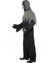 Déguisement moissonneur sinistre noir gris | Déguisement Homme