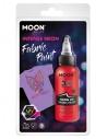 Peinture Tissu Rouge Néon UV 3D 30 ml - Moon Glow