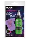 Peinture Tissu Vert Néon UV 3D 30 ml - Moon Glow