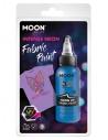Peinture Tissu Bleu Néon UV 3D 30 ml - Moon Glow