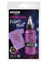 Peinture Tissu Violet Néon UV 3D 30 ml - Moon Glow