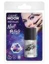 Vernis à ongles métallique argent - Cosmic Moon