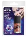 Vernis à ongles métallique rose/or- Cosmic Moon