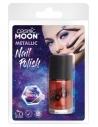 Vernis à ongles métallique rouge - Cosmic Moon