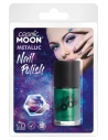 Vernis à ongles métallique vert - Cosmic Moon