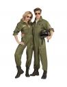 Déguisement Femme Pilote de Combat (combinaison)