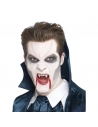 Maquillage vampire gris, noir / blanc + applicateur