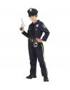 """""""POLICIER"""" (chemise avec cravate, pantalon, casquette)"""