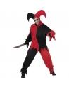 Déguisement Joker sinistre (haut, pantalon et chapeau) | Déguisement Homme