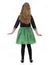 Déguisement fille  du Dr Frankenstein ( robe& bandeau)| Déguisement Enfant