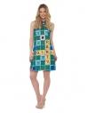 Déguisement Scrabble Femme (robe et lettres interchangeables)
