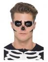 Kit maquillage squelette phosphorescent 3 couleurs