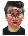 Kit maquillage Halloween 8 couleurs avec éponge et applicateur | Accessoires