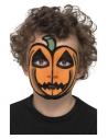 Kit maquillage Halloween 8 couleurs avec éponge et applicateur