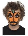 Kit maquillage Halloween 8 couleurs avec éponge et applicateur
