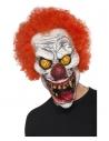 Masque clown dément