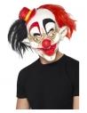 Masque clown effrayant (latex)
