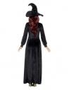 Déguisement adulte sorcière (robe et chapeau)