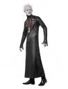 Déguisement Pinhead, Hellraiser Licence (longue tunique noire et masque)
