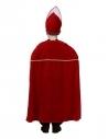 Déguisement Saint-Nicolas, rouge Enfant