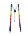 Bretelles multicolore