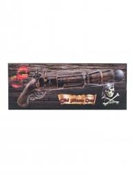 Pistolet Pirate avec Balles - pvc