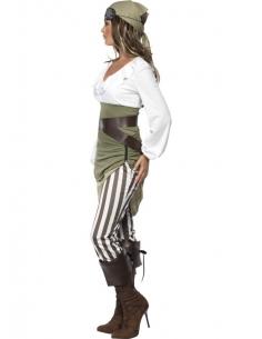 Costume femme pirate | Déguisement