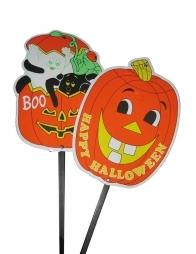 """Decoration """"happy  halloween"""" 56cm"""