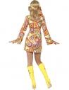 Déguisement hippie années 60   Déguisement