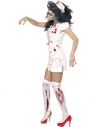 Déguisement infirmière zombie | Déguisement