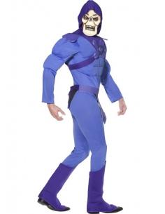 Déguisement Skeletor bleu | Déguisement Homme