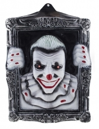 Cadre Horreur Clown