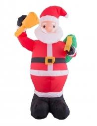 Père Noël gonflable (120cm)