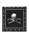 20 Serviettes en papier Pirate, noir et blanc