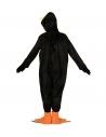 Déguisement Pingouin Enfant (combinaison à capuche/masque)