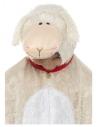 Déguisement enfant agneau (combinaison avec capuche)