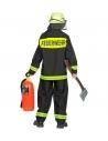 Déguisement Pompier Homme (manteau, pantalon)