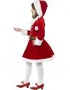 Déguisement robe enfant miss santa | Déguisement Enfant